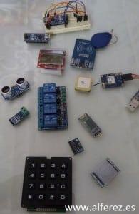 Accesorios Arduino