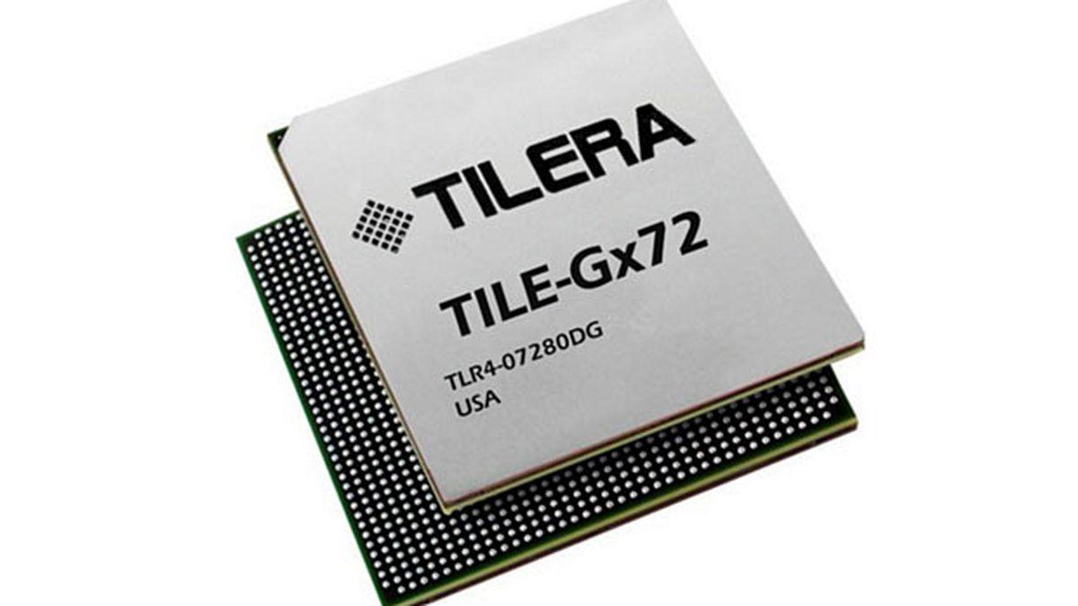Tilera CPU