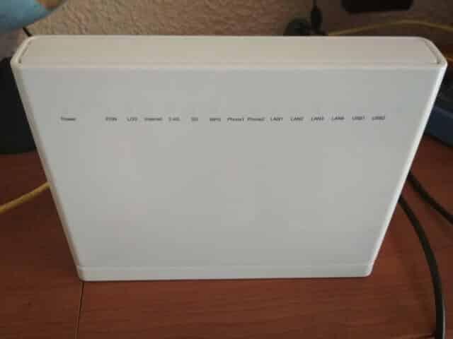 Router ZTE F680