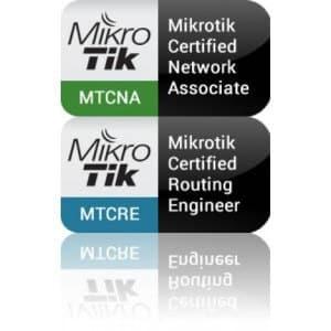 Certificación Oficial Mikrotik