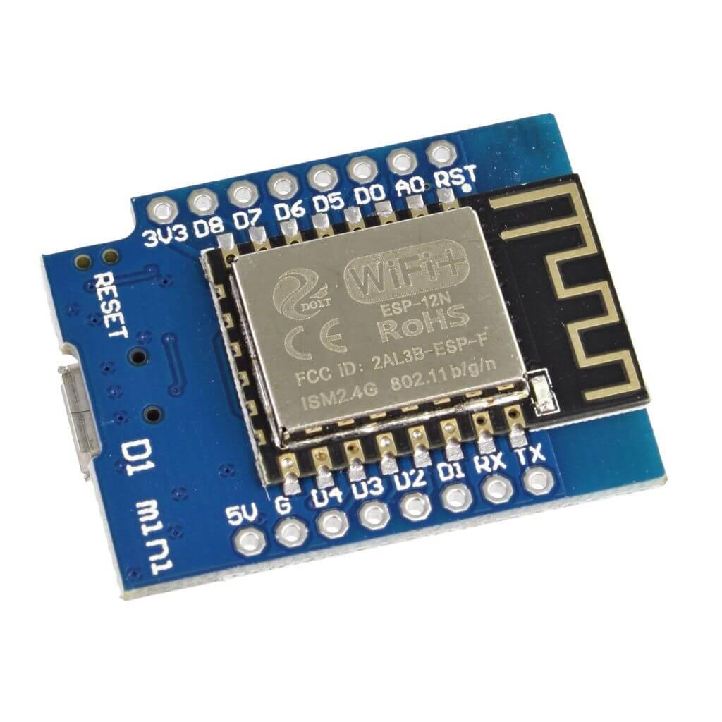 ESPurna, Tasmota o ESPeasy para dispositivos ESP8266