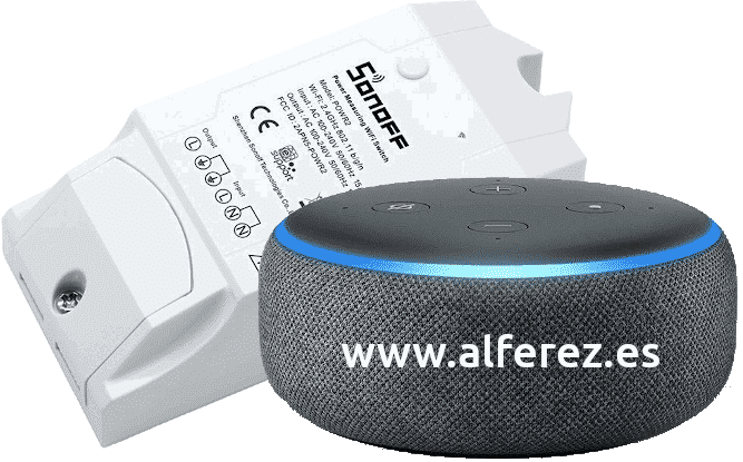 Sonoff Alexa