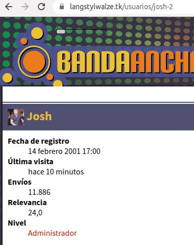 Fake Josh